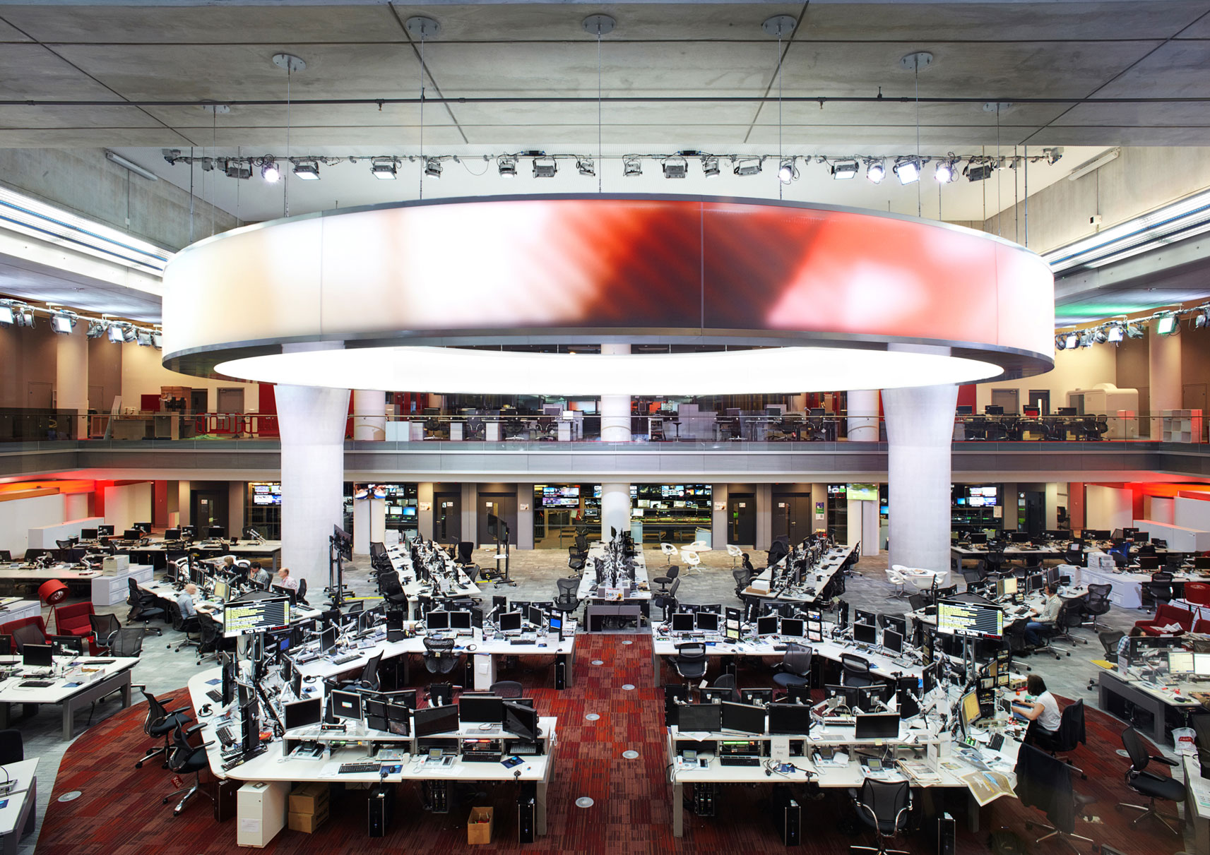 BBC_Newsroomarch